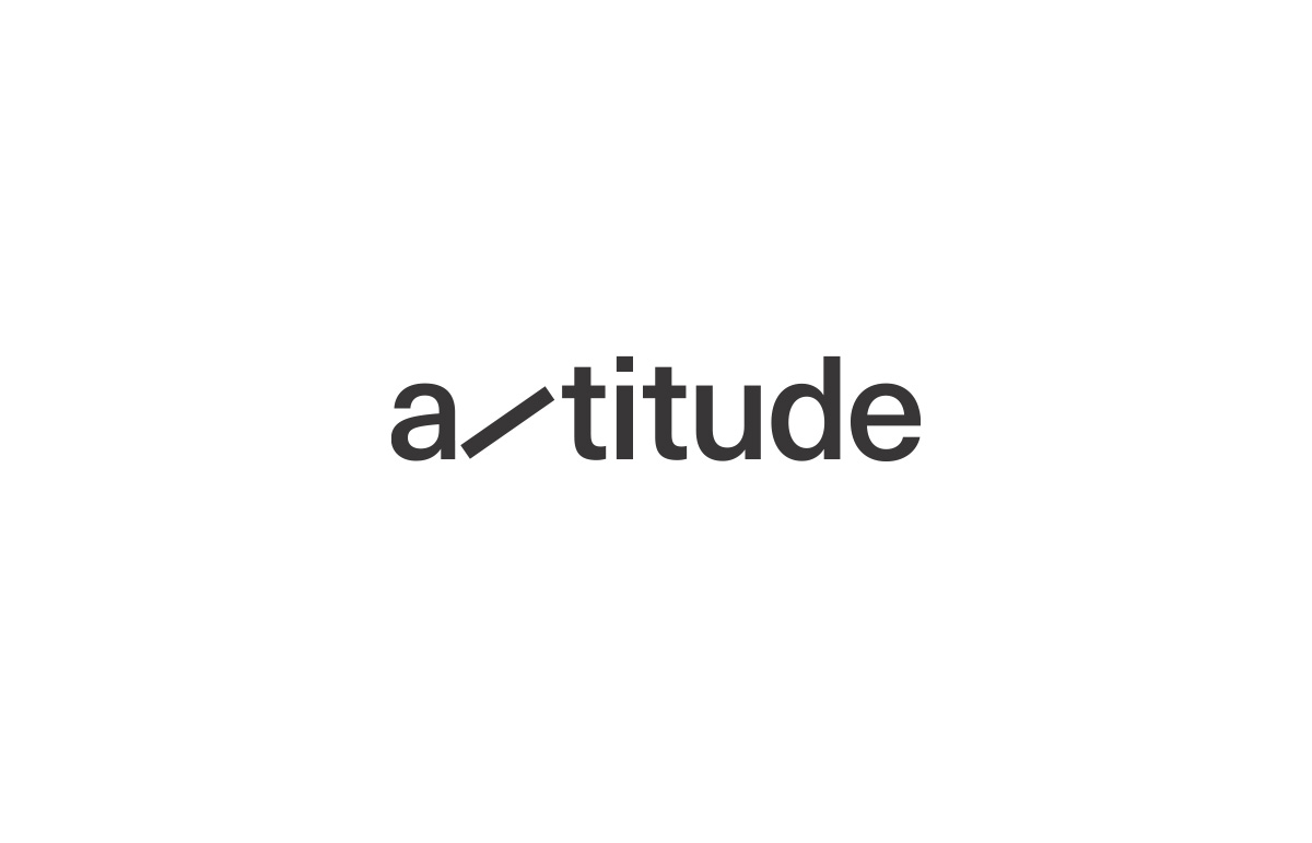 Logo design for Australian based structural engineering company, Altitude.